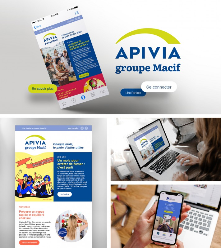 apivia newsletter refweb