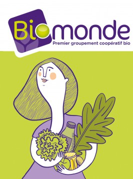 Biomonde // Campagne d'ouverture magasin