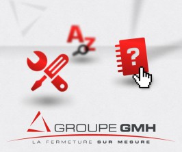 Groupe  GMH // Site internet