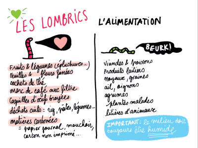 lombrics alimentation rc2c